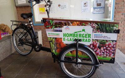 Homberger Wochenmarkt