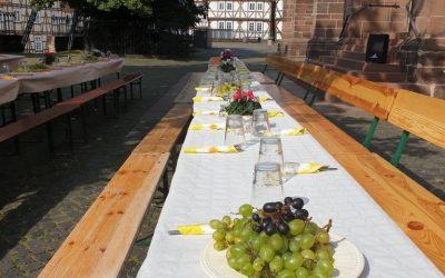 Ein Tisch für Alle – 3. Auflage