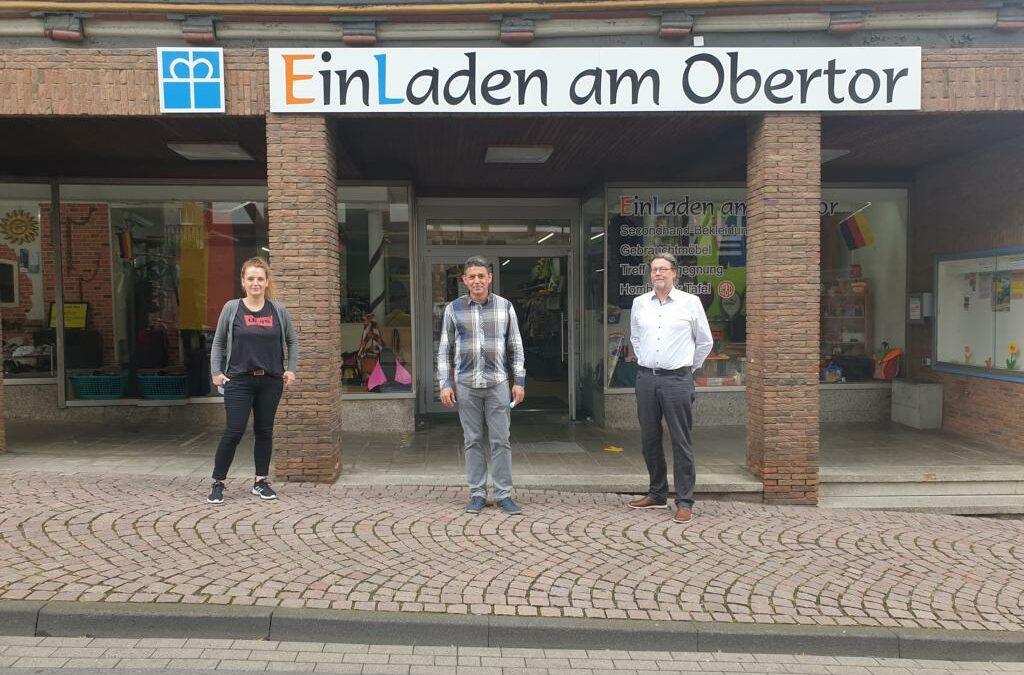Neues Beratungsangebot für EU2 Bürger in Homberg